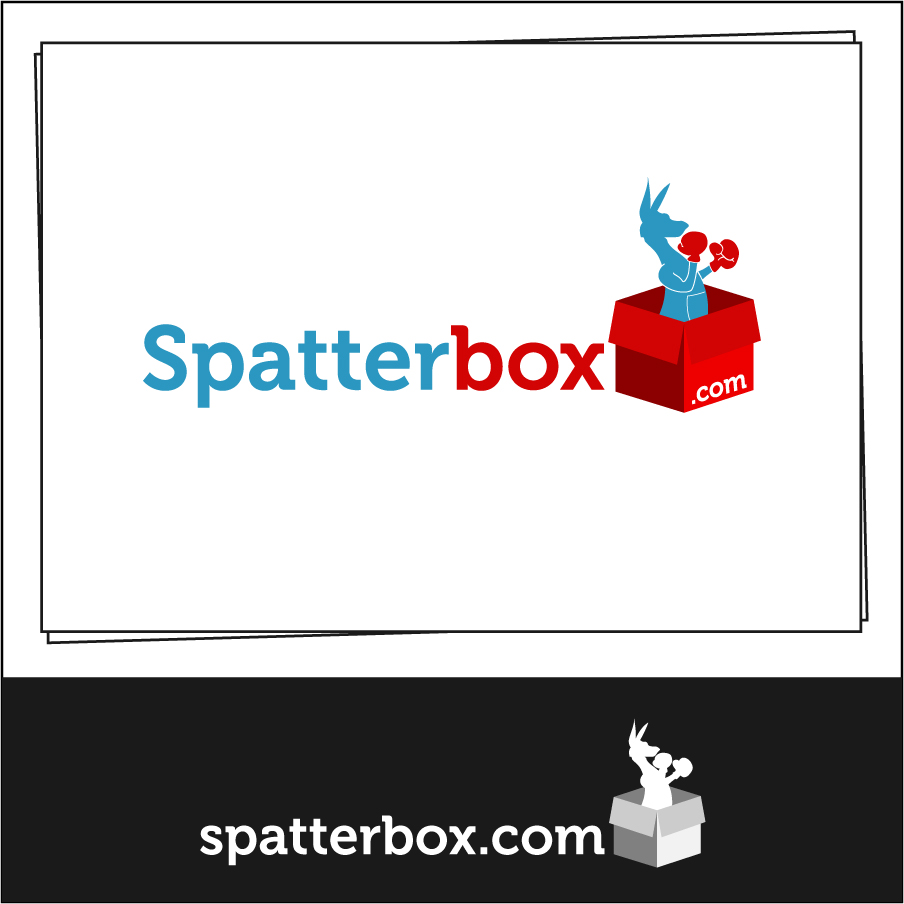 Logo Design by trav - Entry No. 63 in the Logo Design Contest Logo Design Needed for Exciting New Company Spatterbox.
