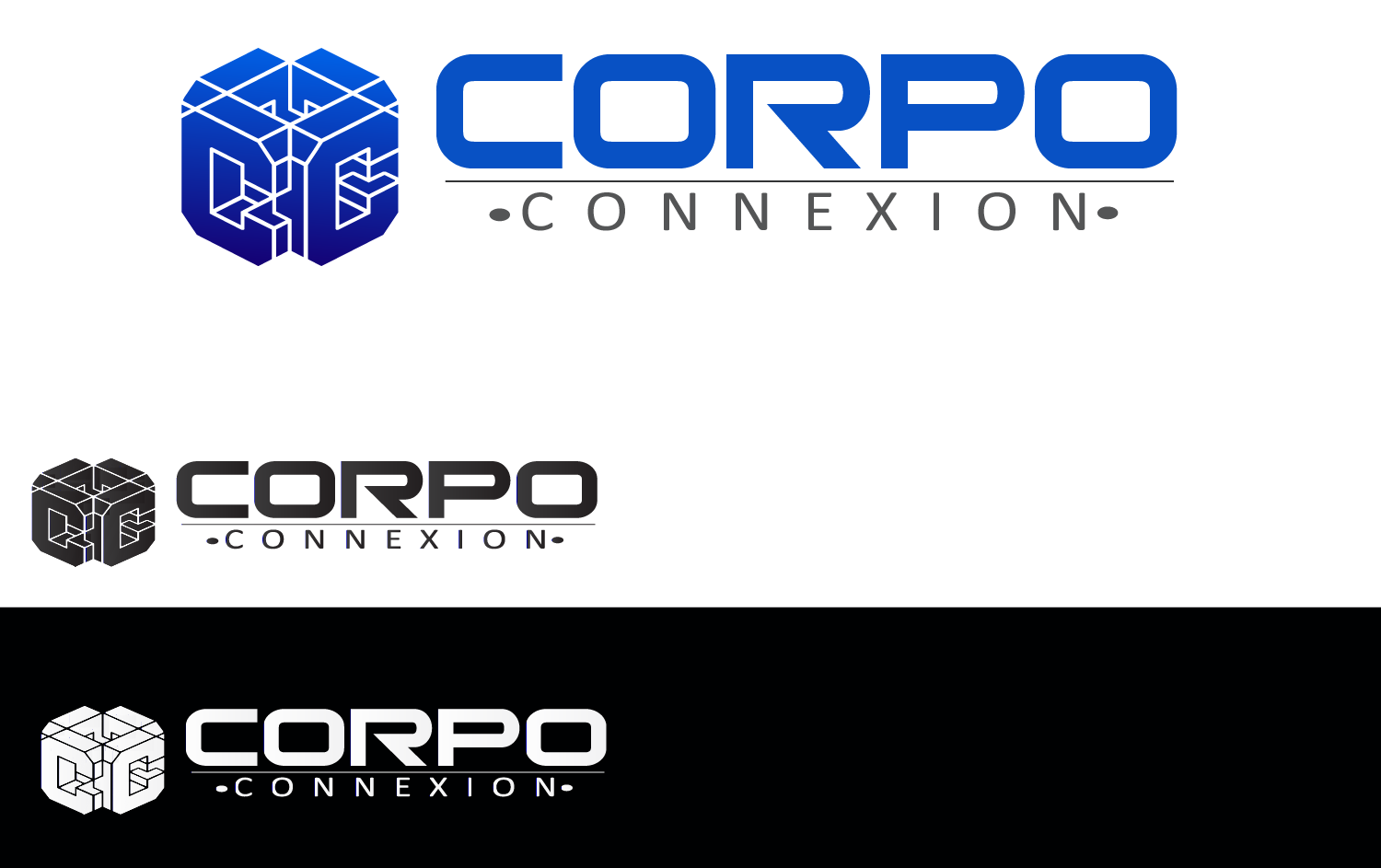 Logo Design by golden-hand - Entry No. 36 in the Logo Design Contest Fun Logo Design for Corpo Connexion.