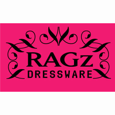 Logo Design by steveb - Entry No. 478 in the Logo Design Contest Ragz Dressware.