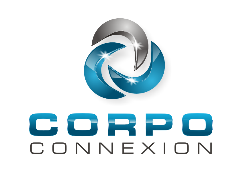 Logo Design by lovag - Entry No. 39 in the Logo Design Contest Fun Logo Design for Corpo Connexion.