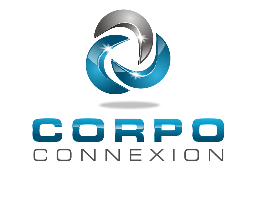 Logo Design by lovag - Entry No. 40 in the Logo Design Contest Fun Logo Design for Corpo Connexion.