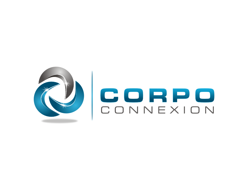 Logo Design by lovag - Entry No. 41 in the Logo Design Contest Fun Logo Design for Corpo Connexion.