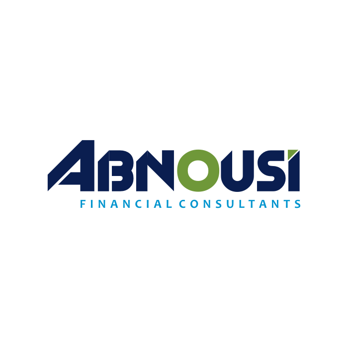 Logo Design by Rudy - Entry No. 228 in the Logo Design Contest Fun Logo Design for Abnousi Financial Consultants.