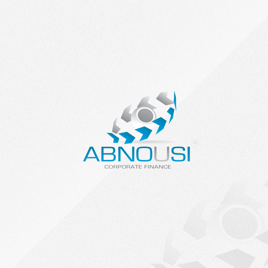 Logo Design by rockpinoy - Entry No. 230 in the Logo Design Contest Fun Logo Design for Abnousi Financial Consultants.
