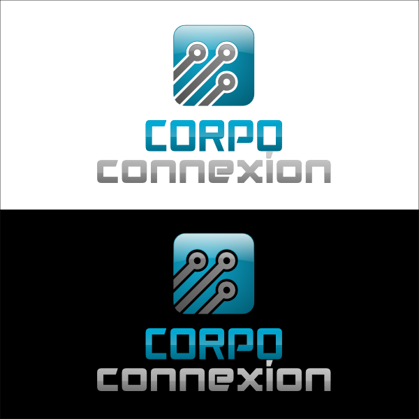 Logo Design by Joseph Vebra - Entry No. 91 in the Logo Design Contest Fun Logo Design for Corpo Connexion.