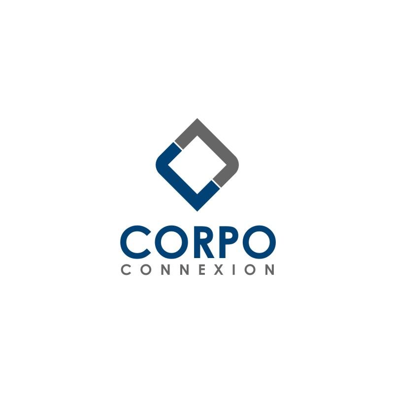 Logo Design by untung - Entry No. 96 in the Logo Design Contest Fun Logo Design for Corpo Connexion.