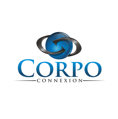 Logo Design by dejavu - Entry No. 98 in the Logo Design Contest Fun Logo Design for Corpo Connexion.
