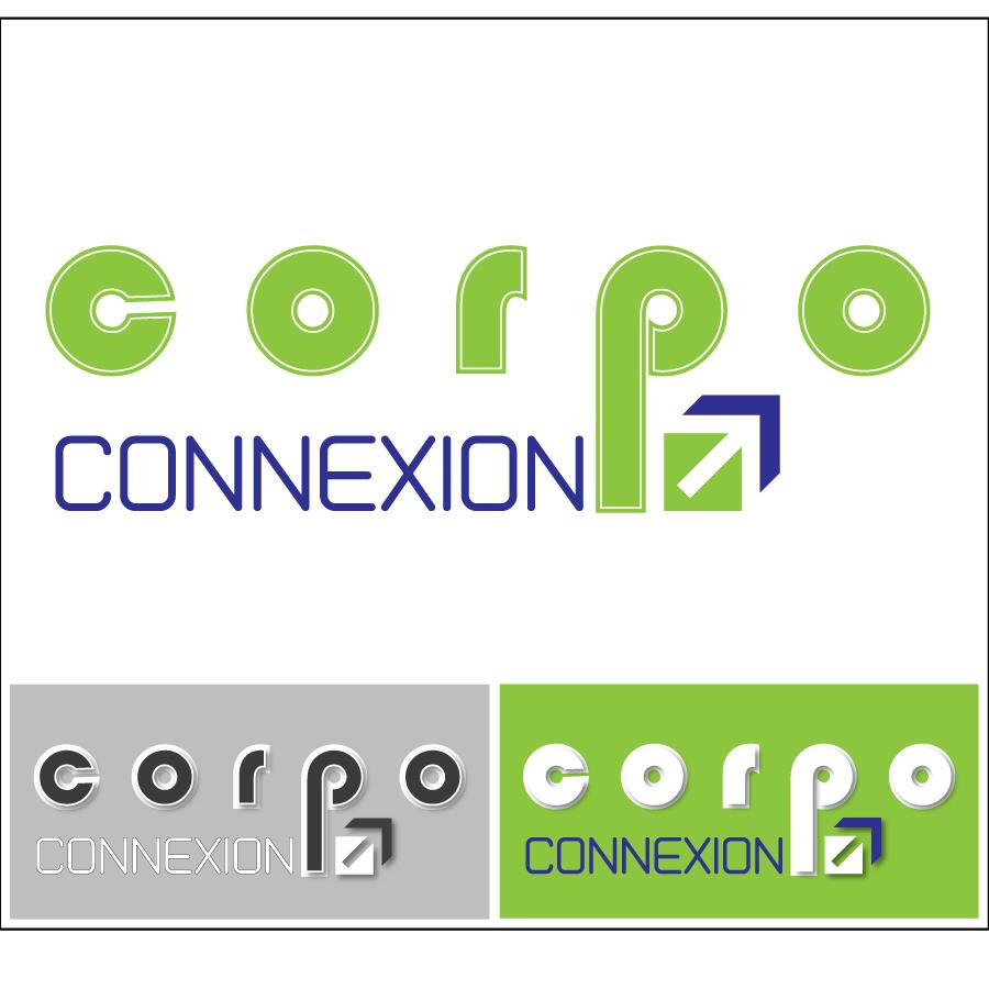 Logo Design by Dan Cristian - Entry No. 110 in the Logo Design Contest Fun Logo Design for Corpo Connexion.