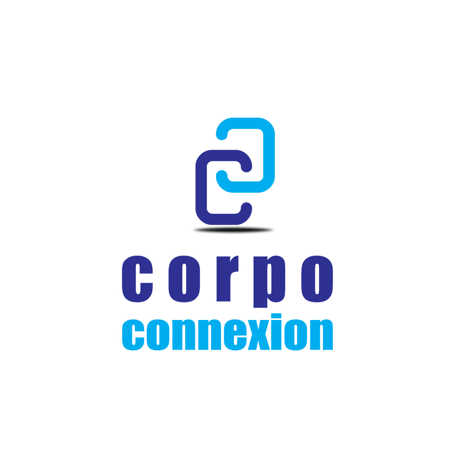 Logo Design by Dan Cristian - Entry No. 111 in the Logo Design Contest Fun Logo Design for Corpo Connexion.