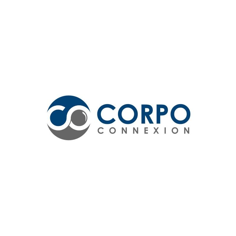 Logo Design by untung - Entry No. 115 in the Logo Design Contest Fun Logo Design for Corpo Connexion.