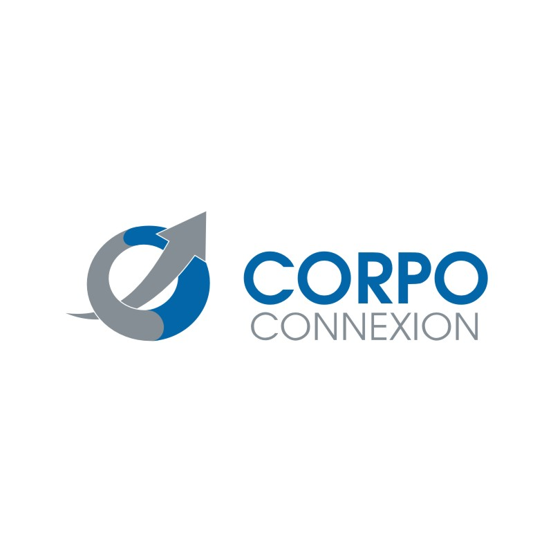 Logo Design by aleksa - Entry No. 118 in the Logo Design Contest Fun Logo Design for Corpo Connexion.