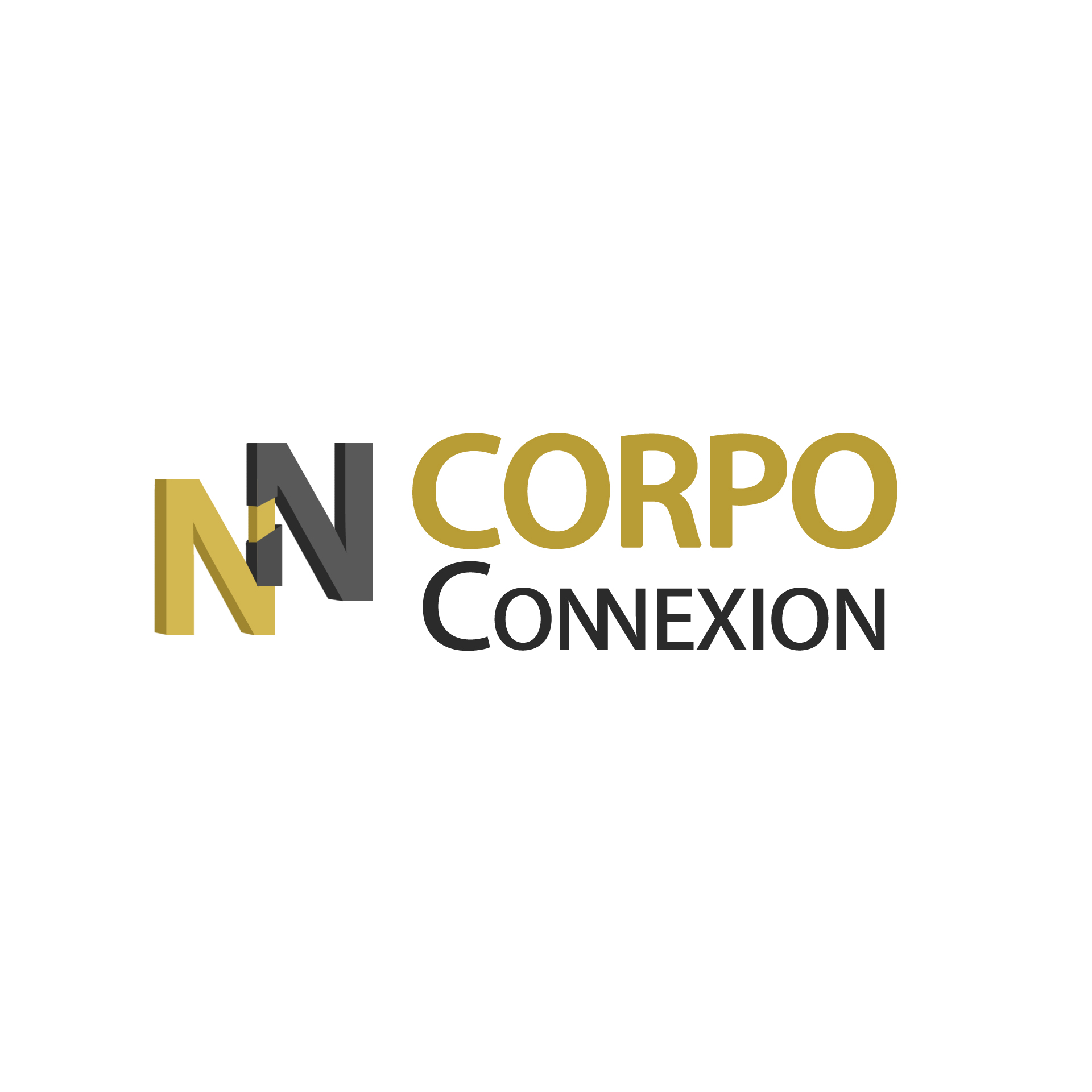 Logo Design by Private User - Entry No. 122 in the Logo Design Contest Fun Logo Design for Corpo Connexion.