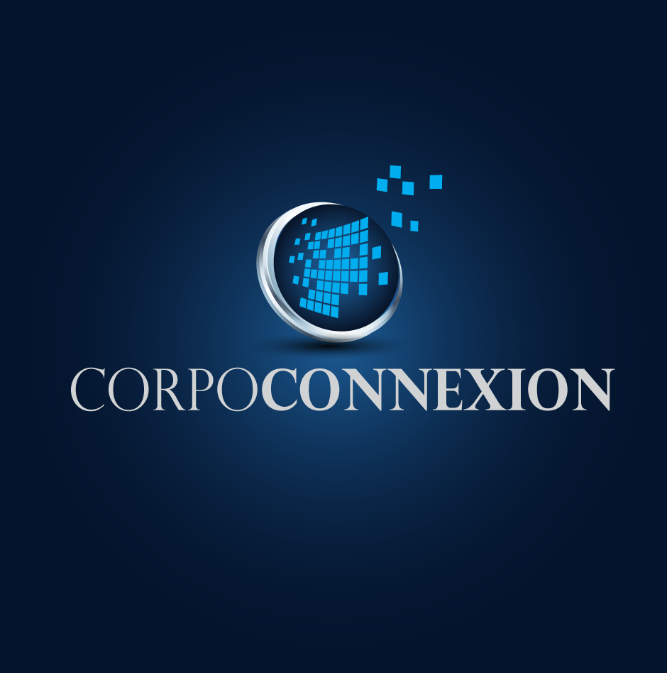 Logo Design by moonflower - Entry No. 124 in the Logo Design Contest Fun Logo Design for Corpo Connexion.