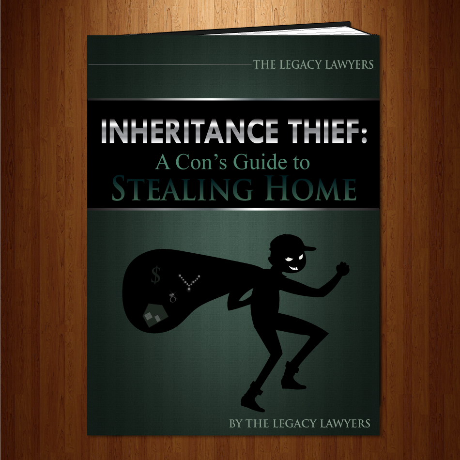 Book Cover Design by moonflower - Entry No. 40 in the Book Cover Design Contest Unique Book Cover Design Wanted for The Legacy Lawyers (TheLegacyLawyers.com).