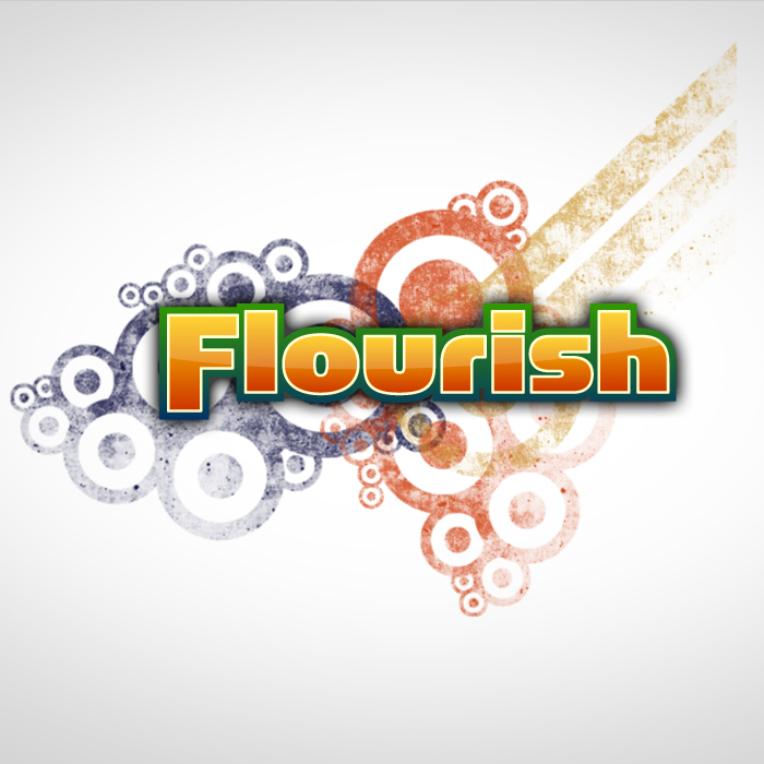 Logo Design by MarkDTN8 - Entry No. 52 in the Logo Design Contest Flourish.