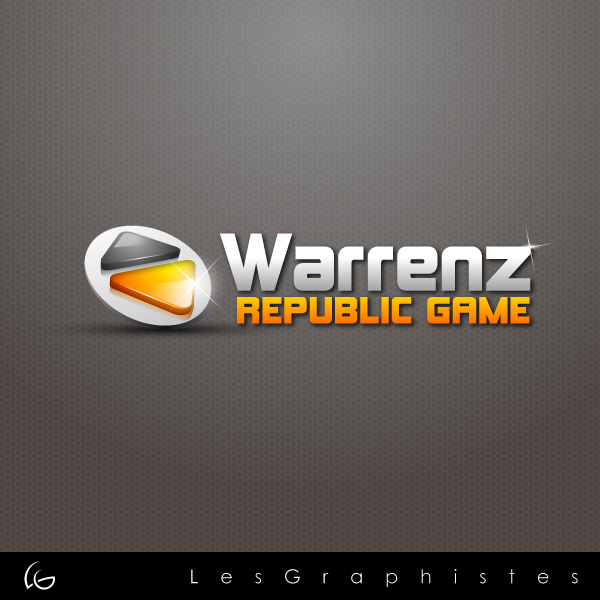 Logo Design by Les-Graphistes - Entry No. 1 in the Logo Design Contest Logo Design Needed for Exciting New Company Warrenz Republic Game.