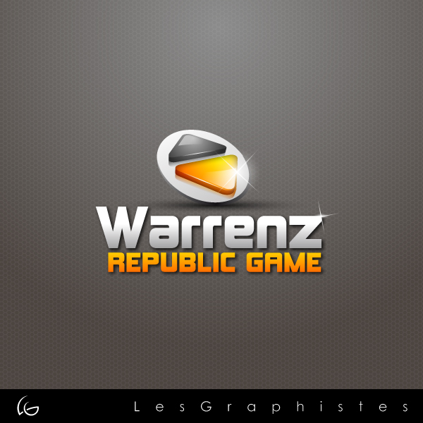 Logo Design by Les-Graphistes - Entry No. 2 in the Logo Design Contest Logo Design Needed for Exciting New Company Warrenz Republic Game.