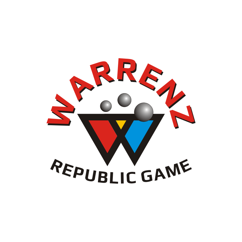 Logo Design by montoshlall - Entry No. 5 in the Logo Design Contest Logo Design Needed for Exciting New Company Warrenz Republic Game.