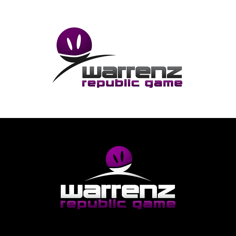 Logo Design by trav - Entry No. 11 in the Logo Design Contest Logo Design Needed for Exciting New Company Warrenz Republic Game.
