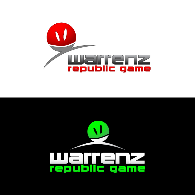 Logo Design by trav - Entry No. 12 in the Logo Design Contest Logo Design Needed for Exciting New Company Warrenz Republic Game.