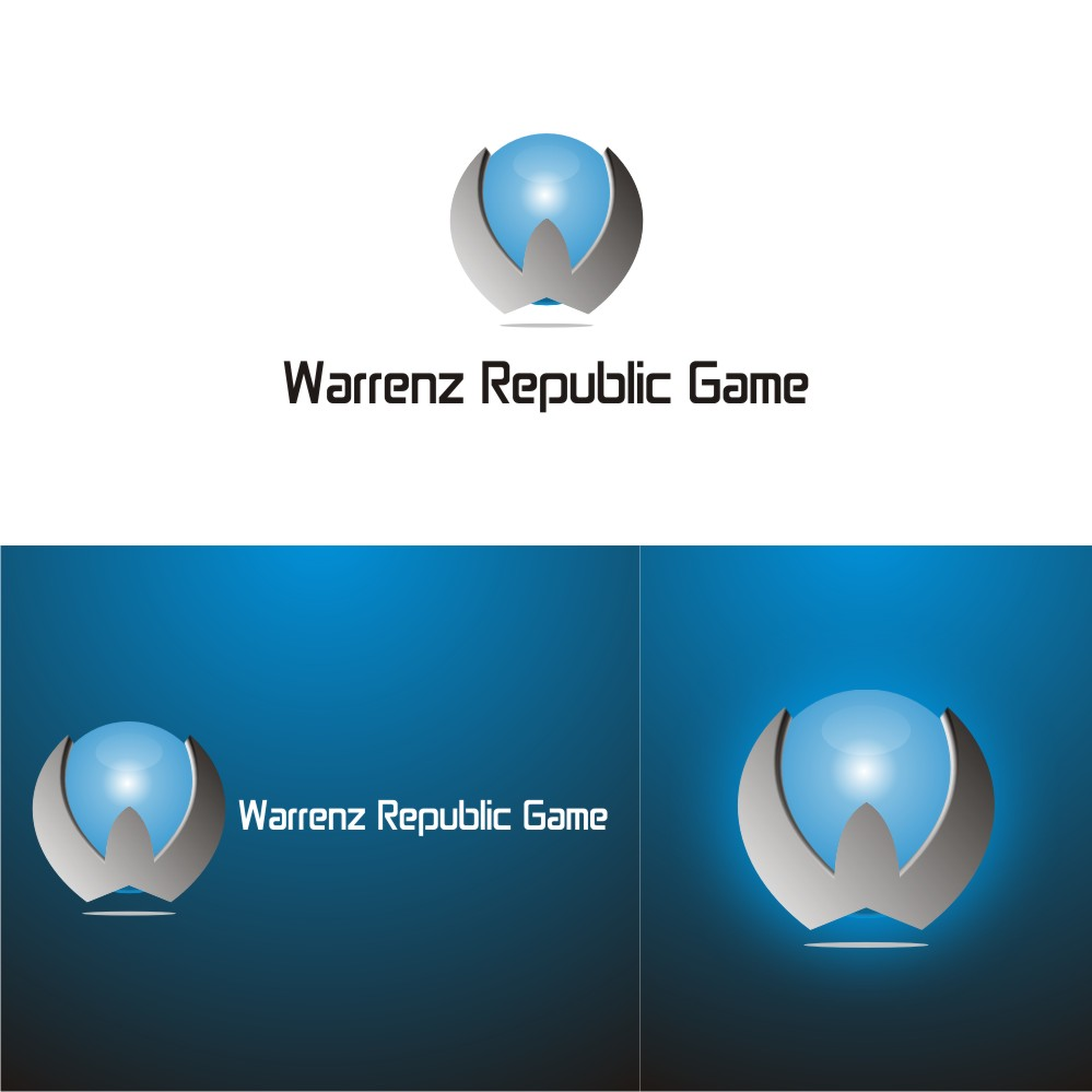 Logo Design by artdesign - Entry No. 16 in the Logo Design Contest Logo Design Needed for Exciting New Company Warrenz Republic Game.
