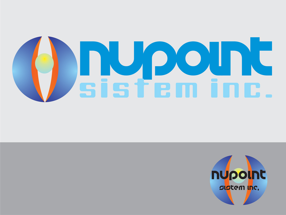 Logo Design by jais - Entry No. 6 in the Logo Design Contest Unique Logo Design Wanted for Nupoint Systems Inc..