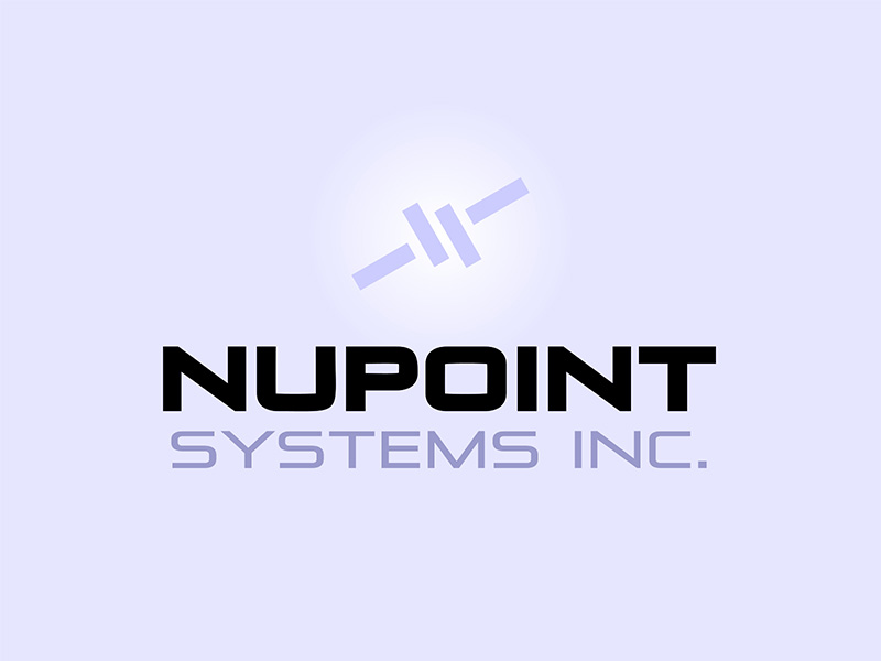 Logo Design by scorpy - Entry No. 10 in the Logo Design Contest Unique Logo Design Wanted for Nupoint Systems Inc..
