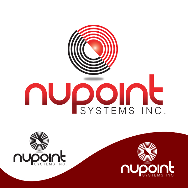 Logo Design by storm - Entry No. 12 in the Logo Design Contest Unique Logo Design Wanted for Nupoint Systems Inc..