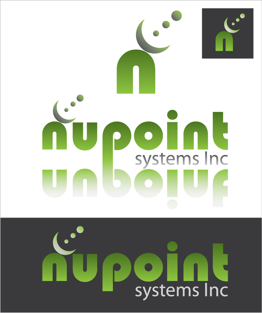 Logo Design by ksdevelop - Entry No. 18 in the Logo Design Contest Unique Logo Design Wanted for Nupoint Systems Inc..