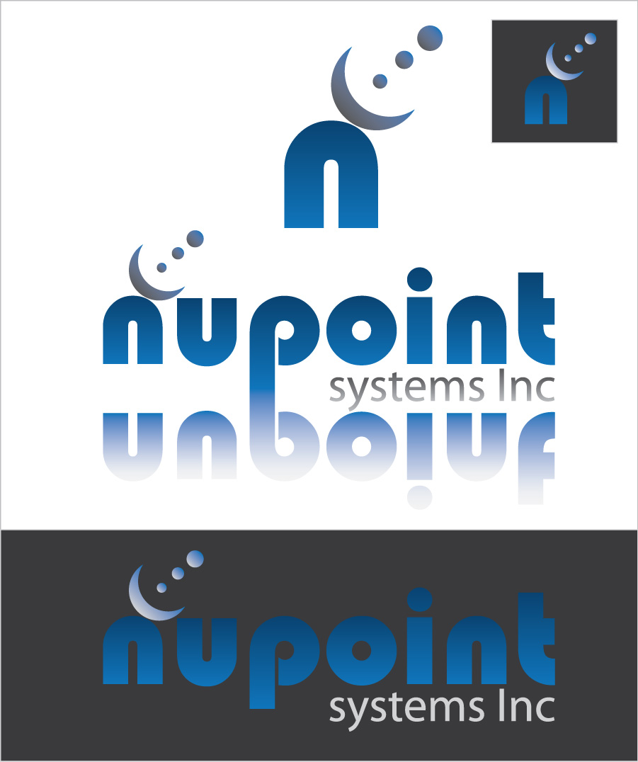 Logo Design by ksdevelop - Entry No. 19 in the Logo Design Contest Unique Logo Design Wanted for Nupoint Systems Inc..