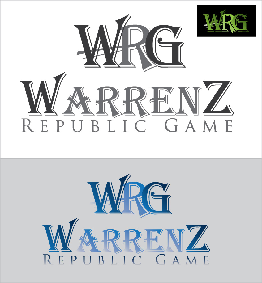 Logo Design by ksdevelop - Entry No. 22 in the Logo Design Contest Logo Design Needed for Exciting New Company Warrenz Republic Game.