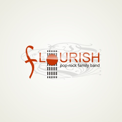 Logo Design by mare-ingenii - Entry No. 54 in the Logo Design Contest Flourish.