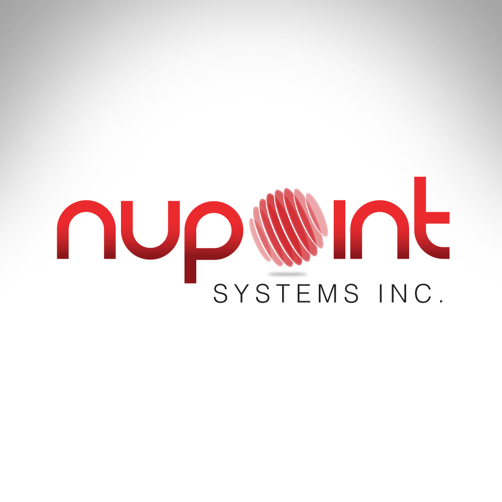 Logo Design by storm - Entry No. 20 in the Logo Design Contest Unique Logo Design Wanted for Nupoint Systems Inc..