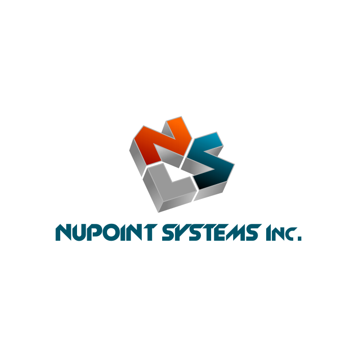 Logo Design by Rudy - Entry No. 21 in the Logo Design Contest Unique Logo Design Wanted for Nupoint Systems Inc..
