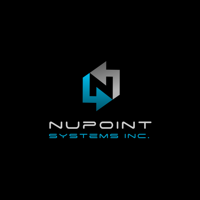 Logo Design by Rudy - Entry No. 22 in the Logo Design Contest Unique Logo Design Wanted for Nupoint Systems Inc..