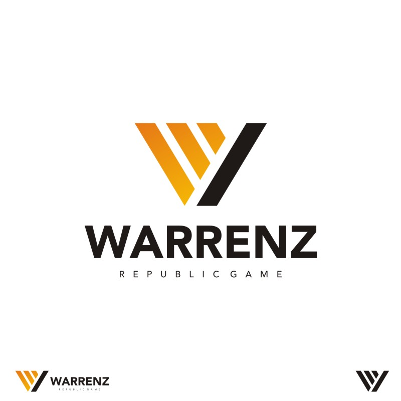 Logo Design by Private User - Entry No. 26 in the Logo Design Contest Logo Design Needed for Exciting New Company Warrenz Republic Game.