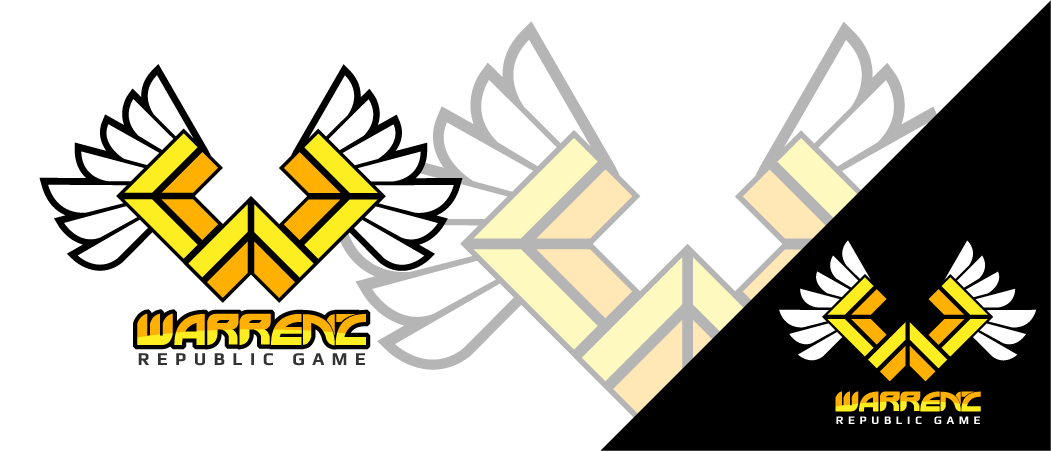 Logo Design by Crismar Abadilla - Entry No. 36 in the Logo Design Contest Logo Design Needed for Exciting New Company Warrenz Republic Game.