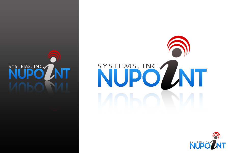 Logo Design by golden-hand - Entry No. 30 in the Logo Design Contest Unique Logo Design Wanted for Nupoint Systems Inc..