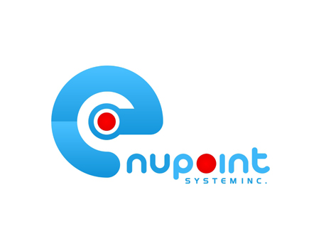 Logo Design by holejohn - Entry No. 32 in the Logo Design Contest Unique Logo Design Wanted for Nupoint Systems Inc..