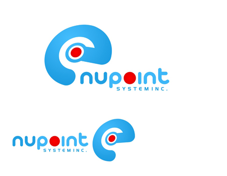 Logo Design by holejohn - Entry No. 33 in the Logo Design Contest Unique Logo Design Wanted for Nupoint Systems Inc..