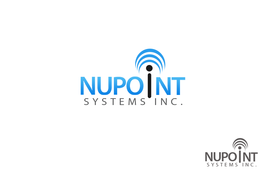 Logo Design by Golden_Hand - Entry No. 34 in the Logo Design Contest Unique Logo Design Wanted for Nupoint Systems Inc..