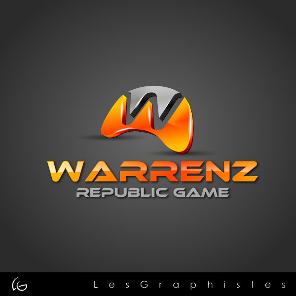 Logo Design by Les-Graphistes - Entry No. 38 in the Logo Design Contest Logo Design Needed for Exciting New Company Warrenz Republic Game.