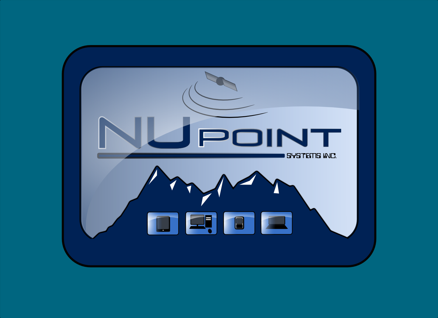 Logo Design by Joseph calunsag Cagaanan - Entry No. 35 in the Logo Design Contest Unique Logo Design Wanted for Nupoint Systems Inc..