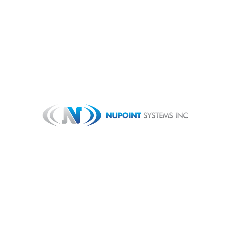 Logo Design by moxlabs - Entry No. 36 in the Logo Design Contest Unique Logo Design Wanted for Nupoint Systems Inc..