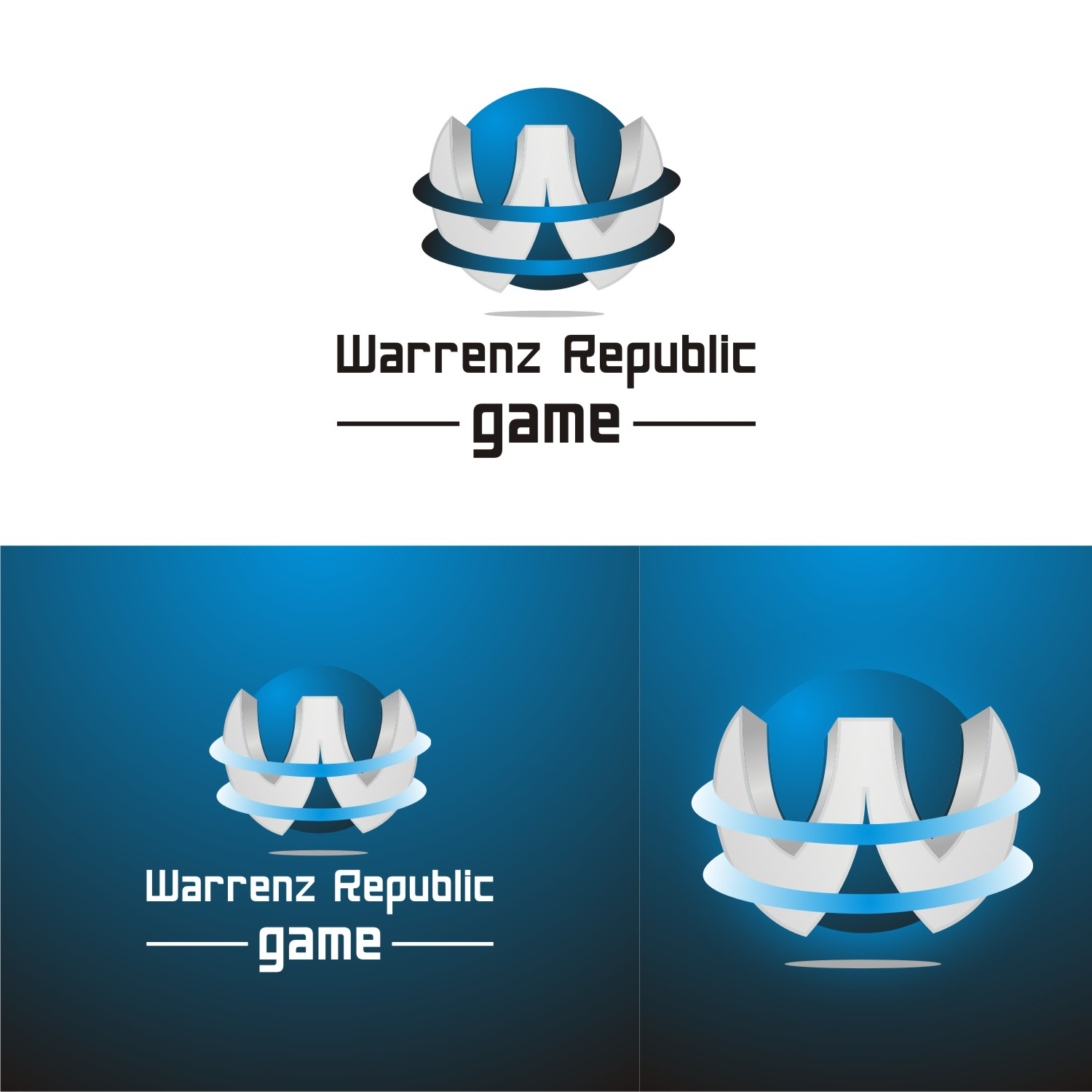 Logo Design by artdesign - Entry No. 44 in the Logo Design Contest Logo Design Needed for Exciting New Company Warrenz Republic Game.