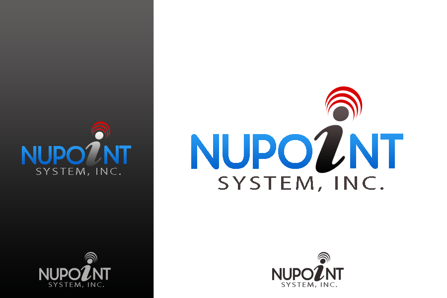 Logo Design by golden-hand - Entry No. 37 in the Logo Design Contest Unique Logo Design Wanted for Nupoint Systems Inc..