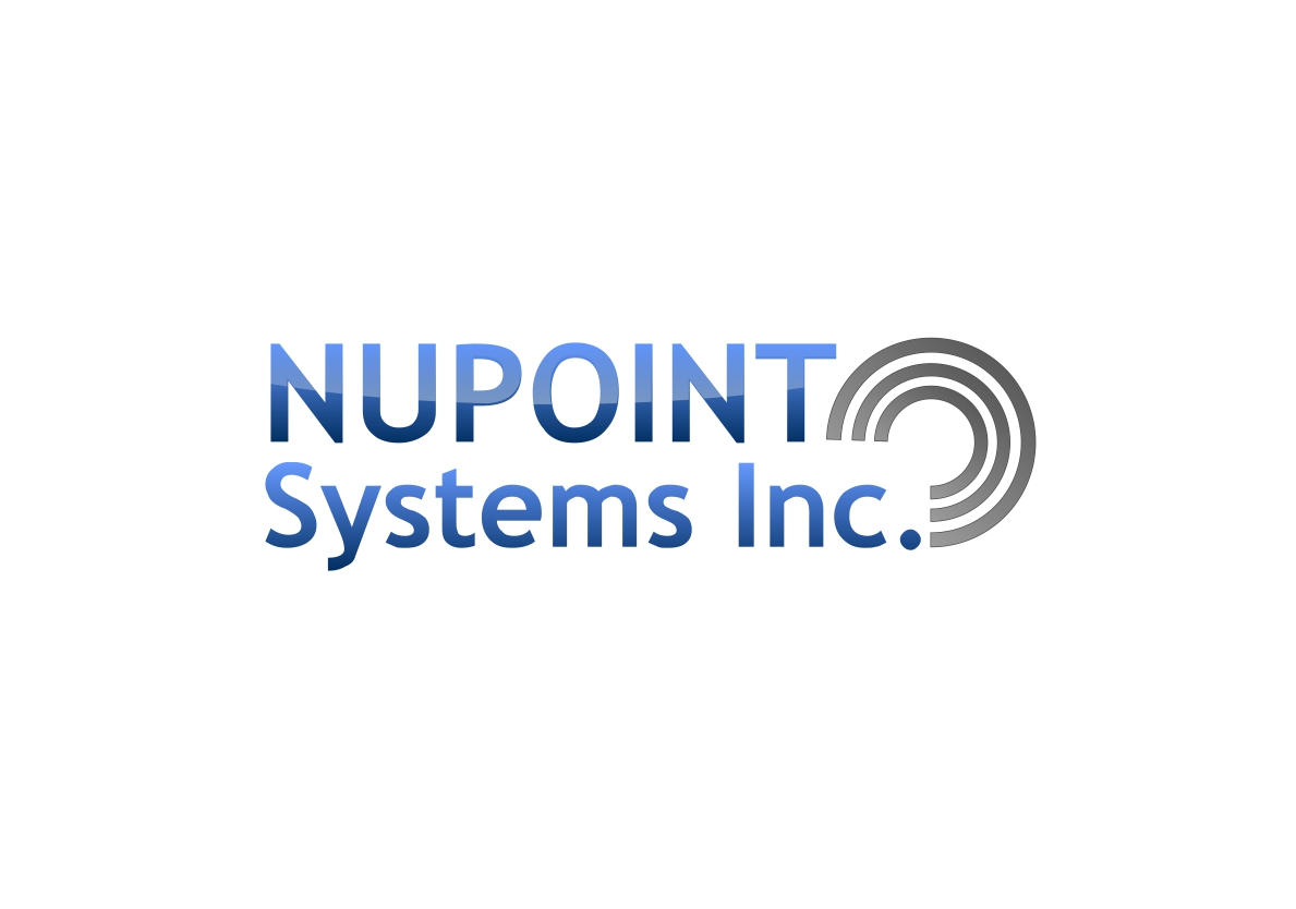 Logo Design by dzoker - Entry No. 39 in the Logo Design Contest Unique Logo Design Wanted for Nupoint Systems Inc..