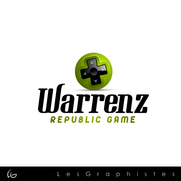 Logo Design by Les-Graphistes - Entry No. 46 in the Logo Design Contest Logo Design Needed for Exciting New Company Warrenz Republic Game.