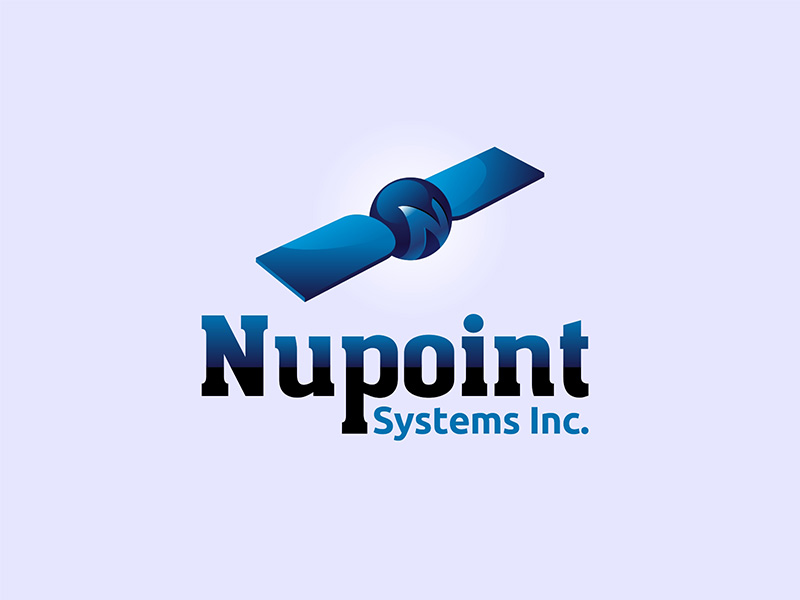 Logo Design by scorpy - Entry No. 40 in the Logo Design Contest Unique Logo Design Wanted for Nupoint Systems Inc..