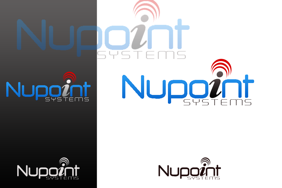 Logo Design by golden-hand - Entry No. 43 in the Logo Design Contest Unique Logo Design Wanted for Nupoint Systems Inc..